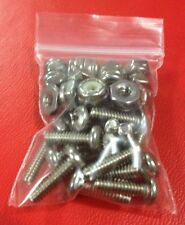 UPGRADED OEM SCREWS & LOCK NUTS MAINTANENCE PACK For Freedom PetSafe S M L XL
