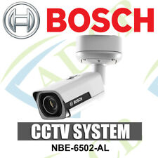 BOSCH NBE-6502-AL CCTV NETWORK POE BULLET CAMERA 2MP HDR 2.8-12MM AUTO LENS IP67