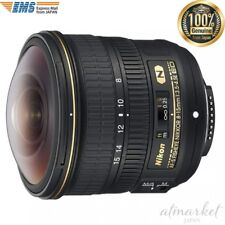 Nikon Fisheye zoom lens AFSF8-15 AF-S NIKKOR 8-15mm f/3.5-4.5E ED Camera JAPAN