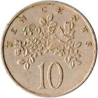 COIN / JAMAICA / 10 CENTS 1969  #WT1273