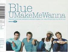 CD - U Make Me Wanna  - Blue / #366