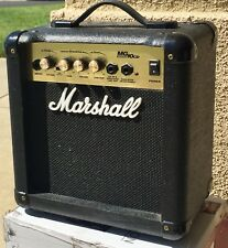 Marshall MG10CD Guitar Combo Amplifier Made in Korea