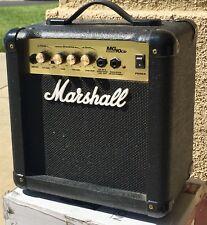 Marshall MG10CD Guitar Combo Amplifier Made in Korea