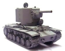 Milicast BR48 1/76 Resin WWII Russian  KV2 (M1939) 152mm SPG
