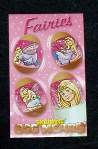 Pack of 12 Fairy Egg Shrinkies - Fairies - Egg Heads - Egg Craft - Easter Craft