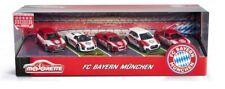 Majorette Coffret 5 Miniatures FC Bayern Munich Passion Football voitures Top