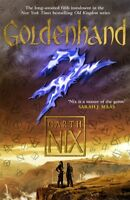 Goldenhand: The latest thrilling adventure in th, Nix, Garth, New