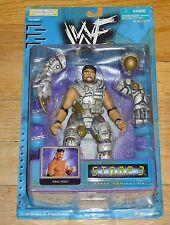 1998 WWF Jakks Marc Mero figure WWE Wrestling MOC STOMP 3 WCW Johnny B Badd