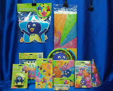 Backyardigans Party Set # 14 Backyardigans Party Supplies - for 16