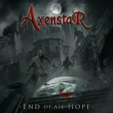 AXENSTAR - End OF Hope CD NEU!