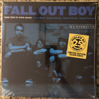 Fall Out Boy -Take This To Your Grave (FBR 25th Anniversary Silver Vinyl)  (New)