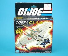 1984 GI JOE COBRA C.L.A.W. 100% COMPLETE IN US BOX USA HABRO