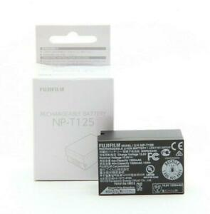 Mint FUJIFILM NP-T125 Rechargeable Lithium-Ion Battery With Box #32189