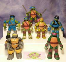 Nickelodeon TMNT Action Figure Toy Lot Teenage Mutant Ninja Turtles 2012-2013