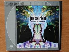 Joe Satriani-Engines of Creation-SACD-Super Audio CD RARE