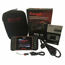 iCarsoft MB II for Mercedes-Benz Diagnostic Code Reader Scan Tool OBD 2 OPEN BOX