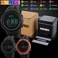 SKMEI 1250 Smart Watch Sport Quartz Wrist Men Analog Digital Waterproof Military