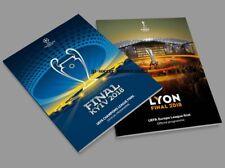 UEFA Programme Final Bundle 2018 - Champions League / Europa League + Bonus