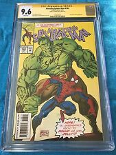 Amazing Spider-Man #382 - Marvel - CGC SS 9.6 NM+ - Signed by Mark Bagley