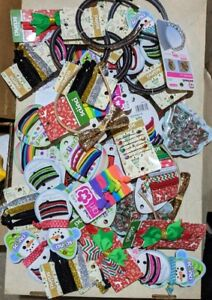 Scunci Hair Accessories (Lot of 50+)