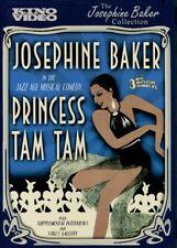 Princess Tam Tam (DVD, 2005), New, Rare, OOP