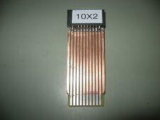 Motorola R2001 Service Monitor Extender Board 10x2 For Hvps A10 Riser Kit Form