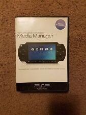 Sony PSP™ Media Manager