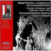 Mozart - Bastien und Bastienne; Der Schauspieldirector, , Audio CD, New, FREE &