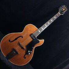 1946 Epiphone Triumph Blonde Archtop Guitar #53499 added Cutaway GuitarsnJazz,NJ