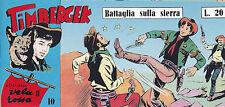 Timbergek n°10 - ristampa anastatica II° serie