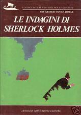 A. CONAN DOYLE - INDAGINI DI SHERLOCK HOLMES -MONDADORI