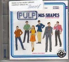 (BM497) Pulp, Mis-Shapes - 1995 CD