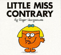 Little Miss Contrary by Roger Hargreaves (Paperback, 1984)