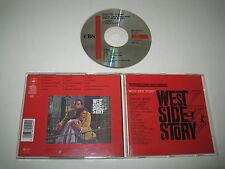 WEST SIDE STORY/SOUNDTRACK/LEONARD BERNSTEIN(CBS/462544 2)CD ALBUM