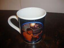 "Star Trek Mug---Chekov---The Hamilton Collection---1983---4"" Tall---No Box"