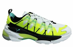 Puma LQD Cell Omega Lab Mens Trainers Textile Lace Up Casual Shoes 370928 01