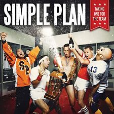 Simple Plan - Taking One For The Team Amazon Signed Edition....NEW & SEALED
