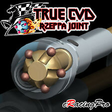 Rzeppa Joint True CVD Front Shaft For Traxxas Slash Stampede 4x4 6807 6808 6708