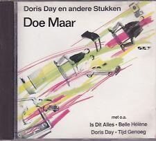 Doe Maar-Doris Day en Andere Stukken cd album