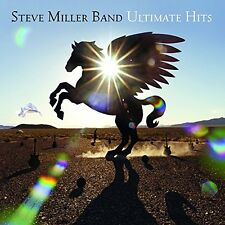 STEVE MILLER BAND ULTIMATE HITS CD - New Released September 15th 2017