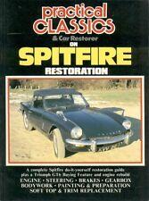 TRIUMPH SPITFIRE & GT6 (1962 - 1973) meccanica & carrozzeria LIBRO DI RESTAURO