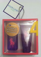RALPH LAUREN - The Big Pony Fragrance Collection 4-50ml EDT Complete Gift Set