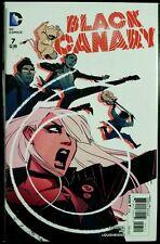 BLACK CANARY #7 (DC Comics 2016) Comic Book NM