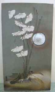 Original Handmade Paul Gooderham Ceramic Studio Art Pottery Wall Plaque