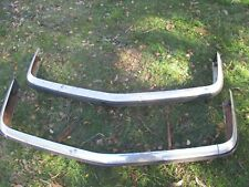 HOLDEN COMMODORE VH FRONT BUMPER BAR x 2
