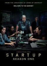 StartUp : Season 1 (DVD, 2018, 3-Disc Set)