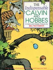 THE INDISPENSABLE CALVIN AND HOBBES by BILL WATTERSON HARD COVER
