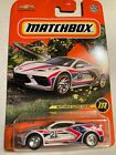 2021  Matchbox Super Chase 2020 Corvette with protecto