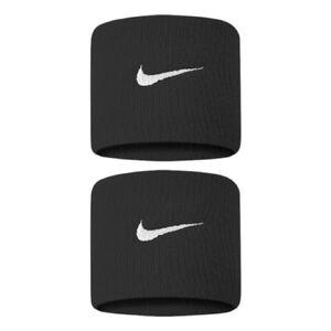 Nike Basketball Wristbands Black/White Walking/Jogging/Running Athletics Sports