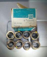 New Genuine GM OEM Set Of 8 Valve Springs   524593